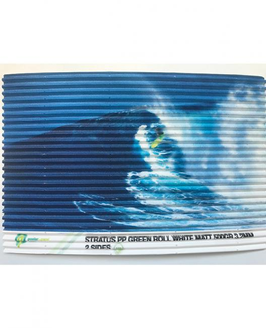 Stratus PP Green Roll