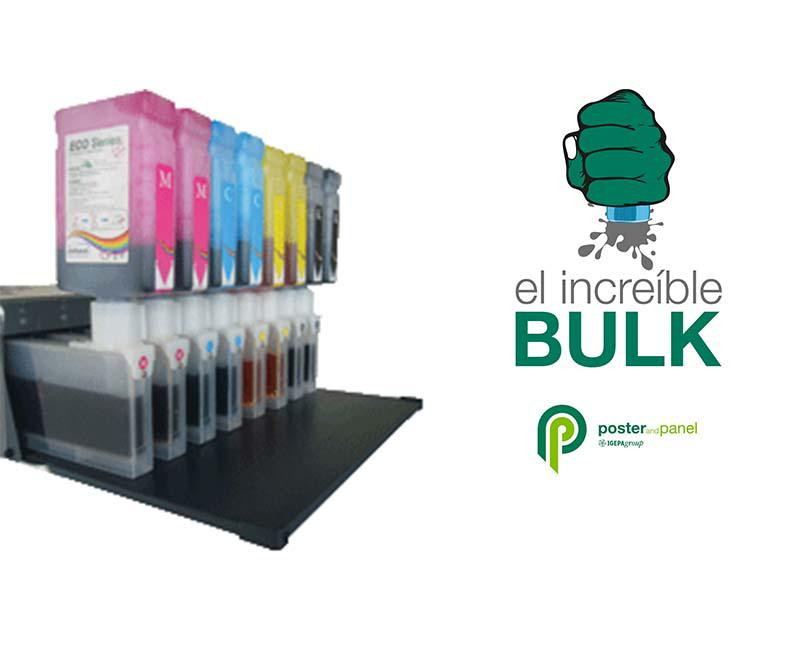 BULK system by Poster&Panel