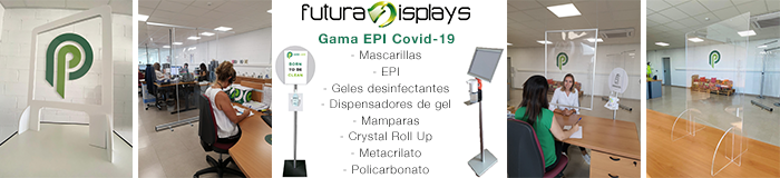 Displays + EPI Covid-19